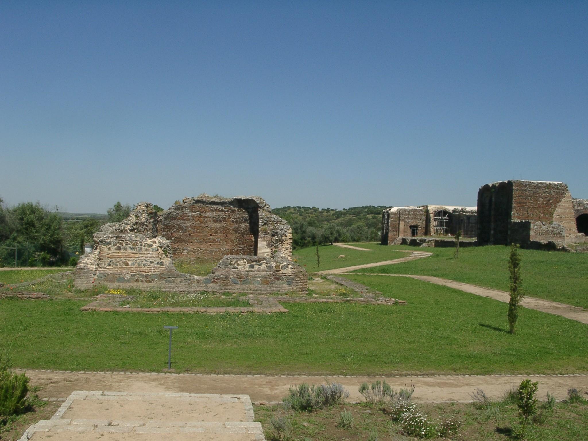 Roman archeology in Alentejo