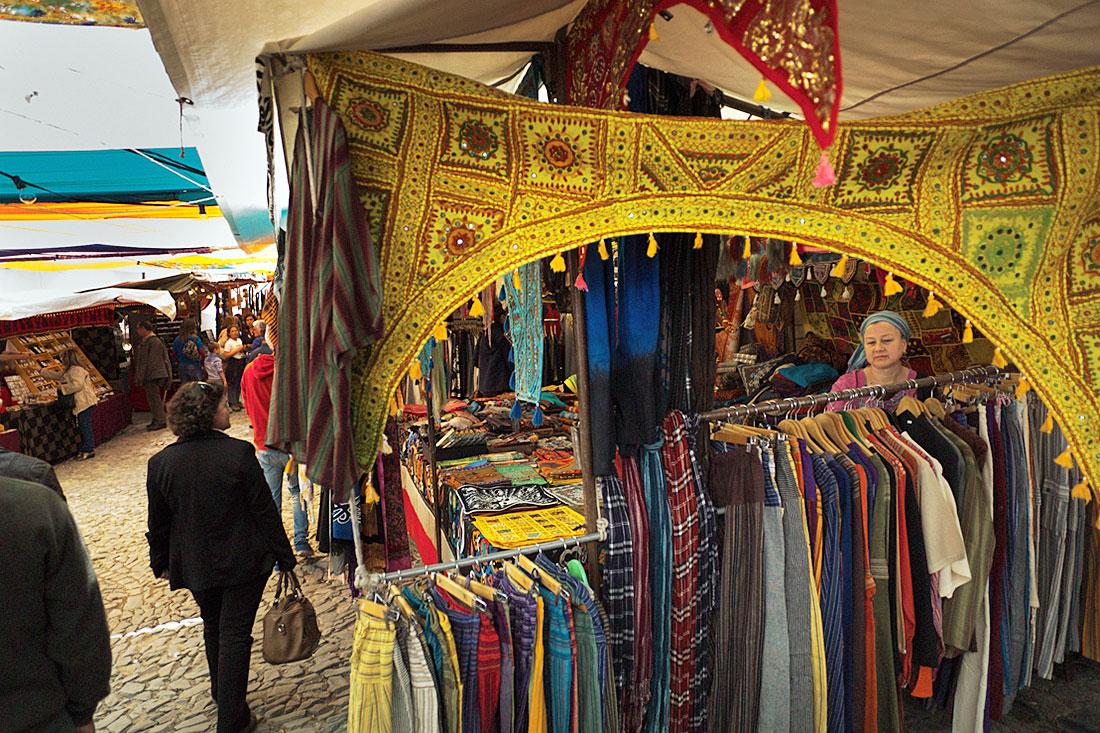 Imagem do Festival Islâmico de Mértola, Alentejo.